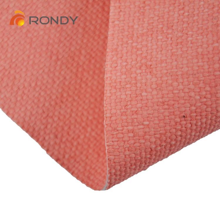 0.8mm 1.0mm colored acrylic coated fiberglass cloth