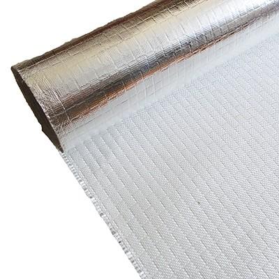 Aluminum Foil Laminated Fiberglass Fabric