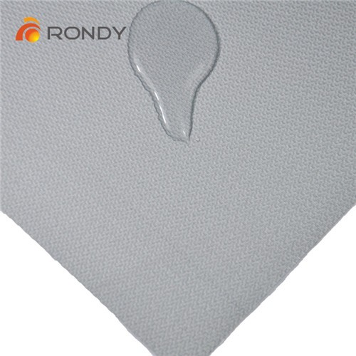 Polyurethane PU  Coated fiberglass cloth