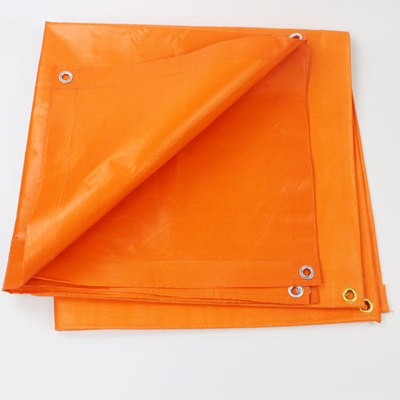 6X8m Welding Blanket Coated PVC glass Fiber Fabric