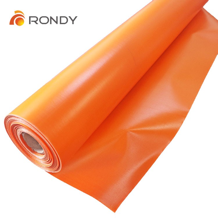 6x8m PVC coated fiberglass welding blanket