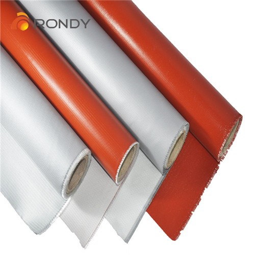silicone impregnated fabric,silicone rubber coated fiberglass cloth