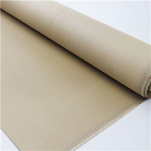 Silica Fabric Coated Vermiculite