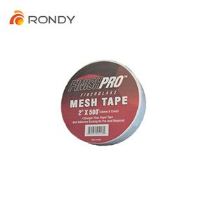 fiberglass self adhesive plasterboard joint tape