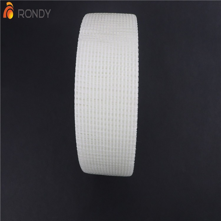 Drywall fiberglass self adhesive mesh joint tape for gypsum board with 20m 45m 9