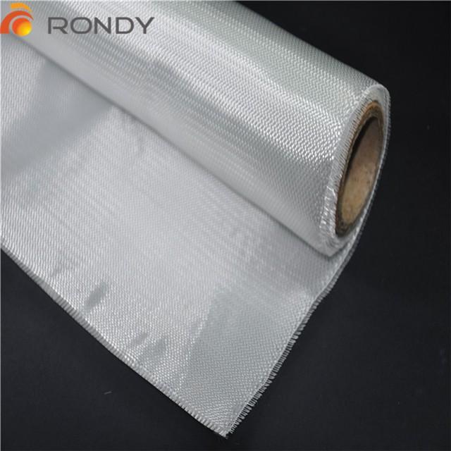 0.45mm twill weave light duty welding blanket roll fiberglass fabric roll