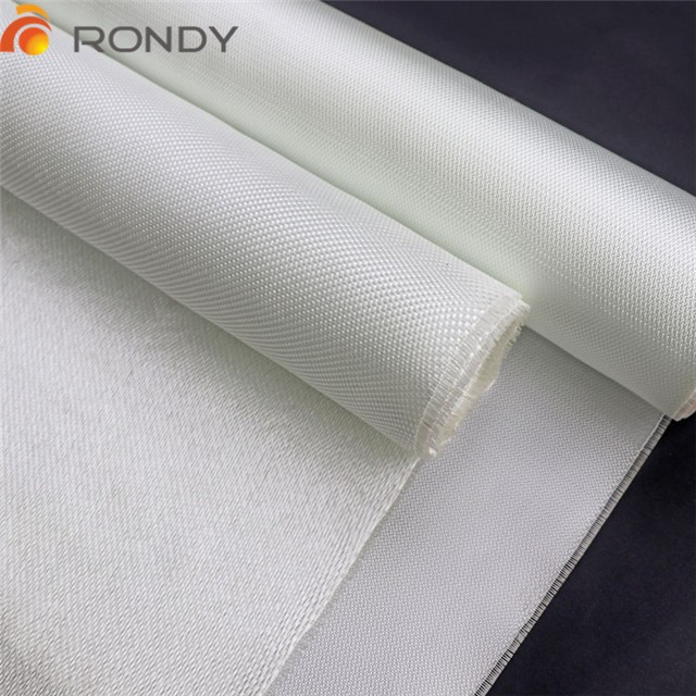 3732 0.45mm fiberglass fabric fiberglass cloth fire blanket 50 meter roll
