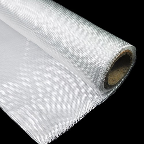 0.45mm Twill Weave Fiberglass Cloth