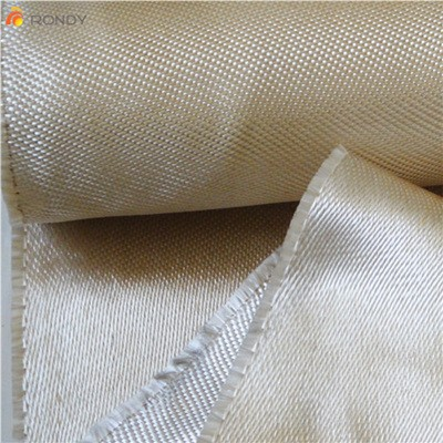 1.0mm Golden Colour HT800 Fiberglass Cloth