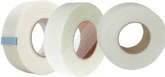 Fiberglass self-adhesive mesh  joint tape