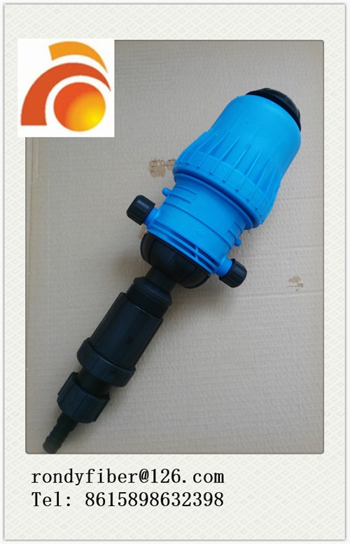 0.2-2% water power proportional dosing pump for farm DY2502
