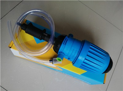 2505,2502 Accurate Water driven chemical fertilizer injector