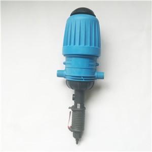 Water driven proportional dosing pump 1-10%