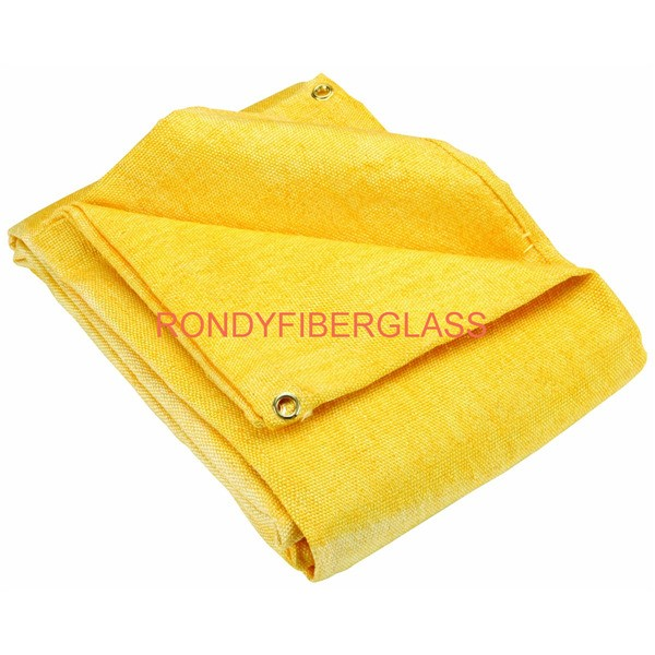 neoprene coating welding blanket